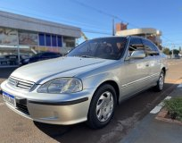 HONDA CIVIC SEDAN LX 1.6 16V (AUT) 2000